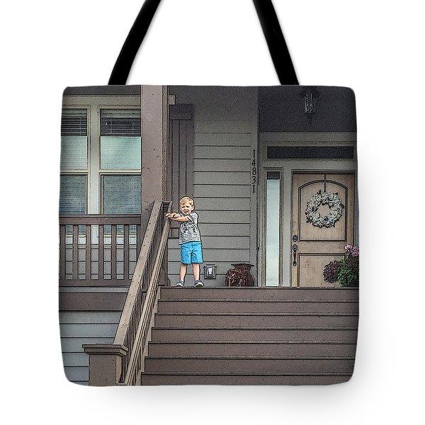 Poster Tote Bag