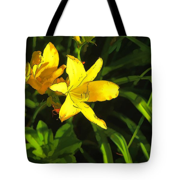 Pot Luck Tote Bag by Tom Prendergast
