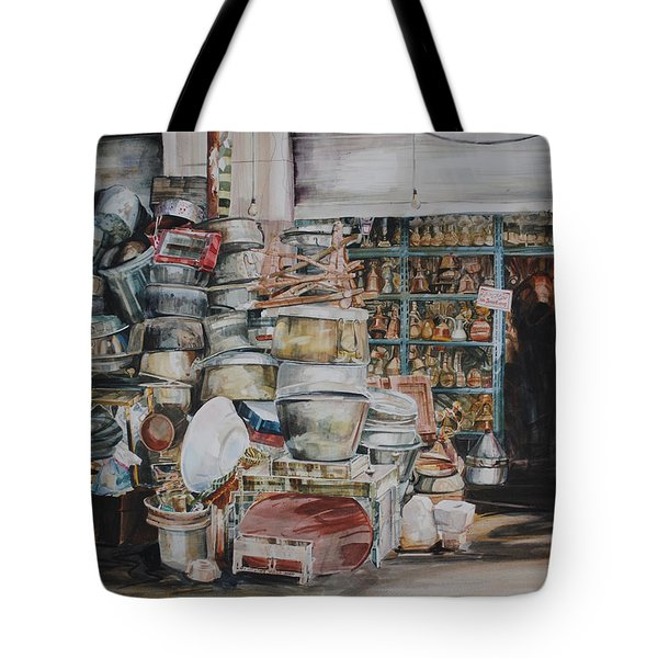 Pot-pourii Tote Bag by P Anthony Visco