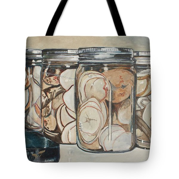 Potato Harvest Tote Bag
