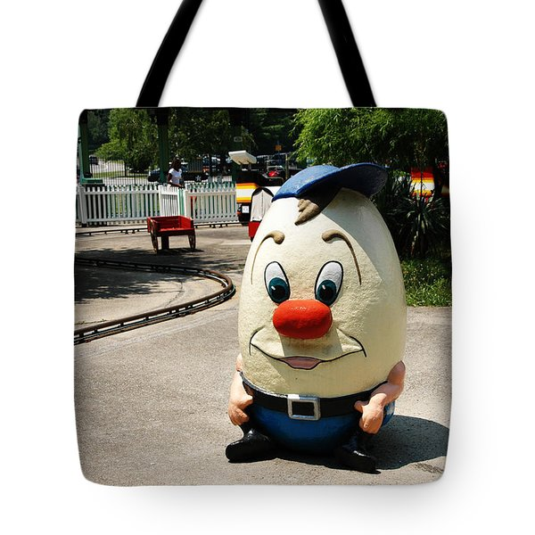 Potato Head Tote Bag