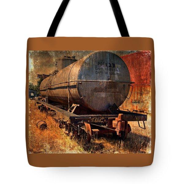 Potb23 Tote Bag