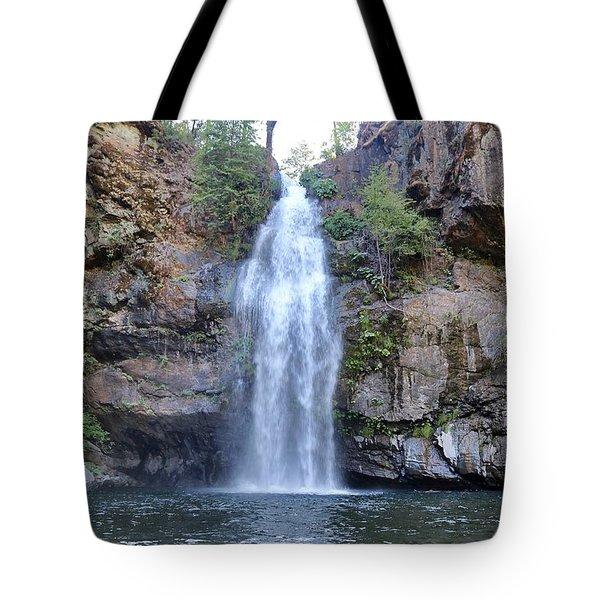 Potem Falls Tote Bag
