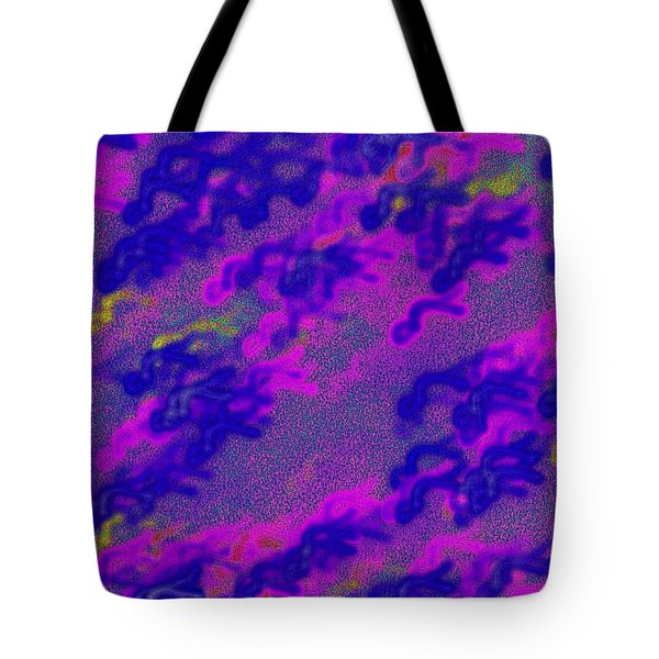 Potential Energy Tote Bag