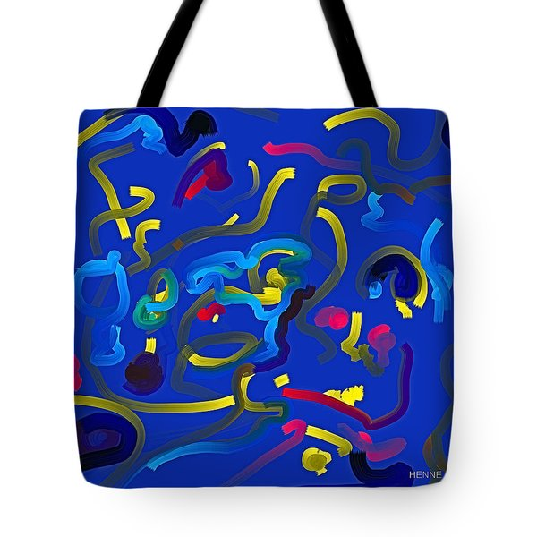Potential Tote Bag by Robert Henne