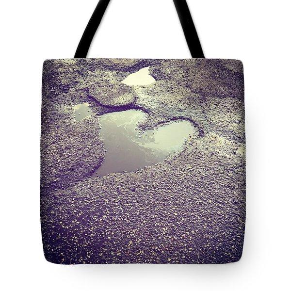 Pothole Love Tote Bag