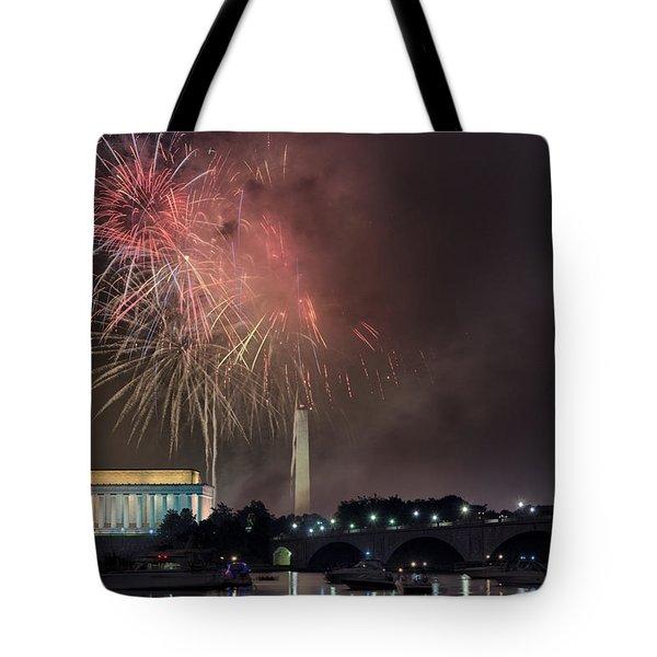 Potomac Party Tote Bag