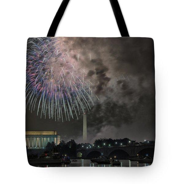 Potomac River Party Tote Bag