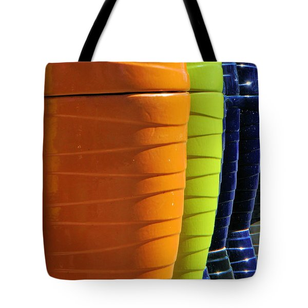 Pots Tote Bag by Josephine Buschman