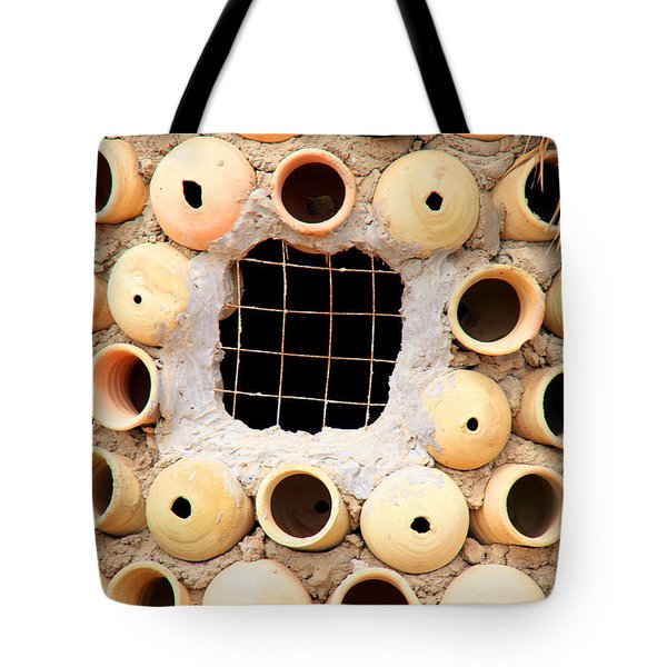 Potted View Tote Bag
