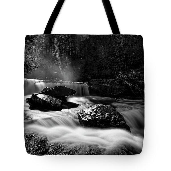 Potters Creek Tote Bag
