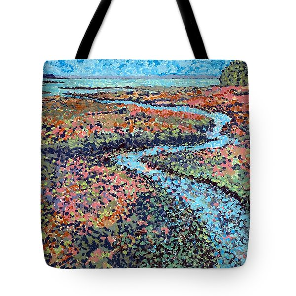 Pottery Creek Tote Bag