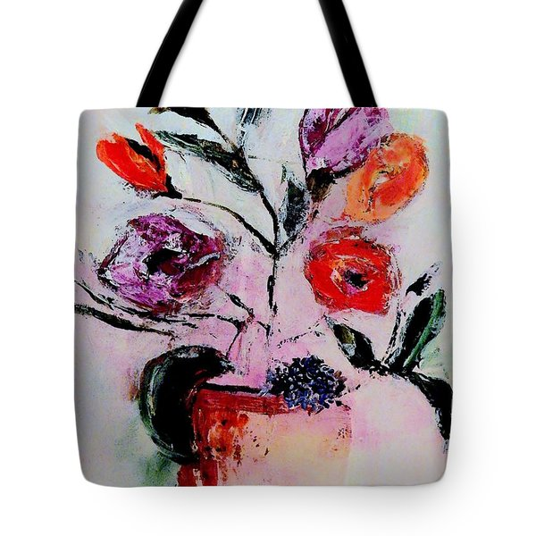 Pottery Plants Tote Bag by Lisa Kaiser