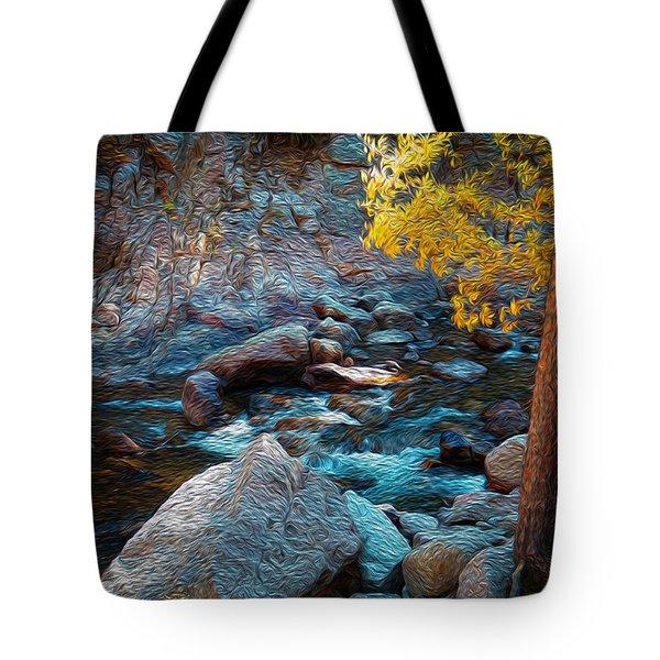 Poudre Dream Tote Bag