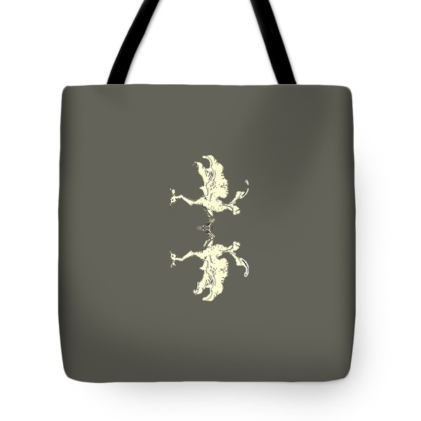Poulia Tote Bag by Julio Lopez