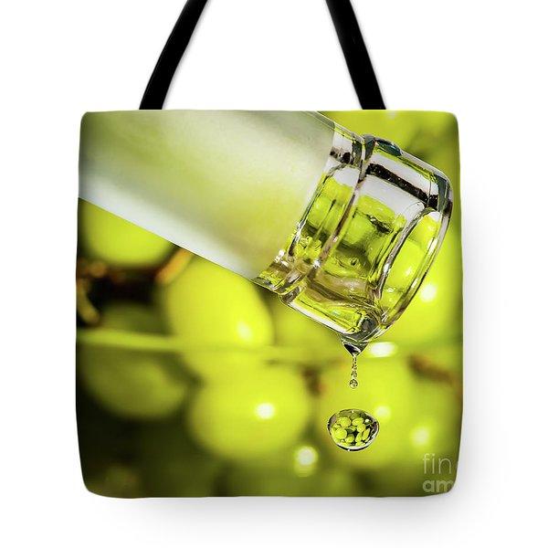 Pour Me Some Vino Tote Bag