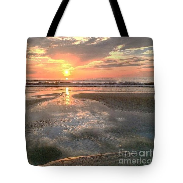 Pouring Out Tote Bag