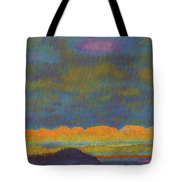 Powder River Reverie, 1 Tote Bag