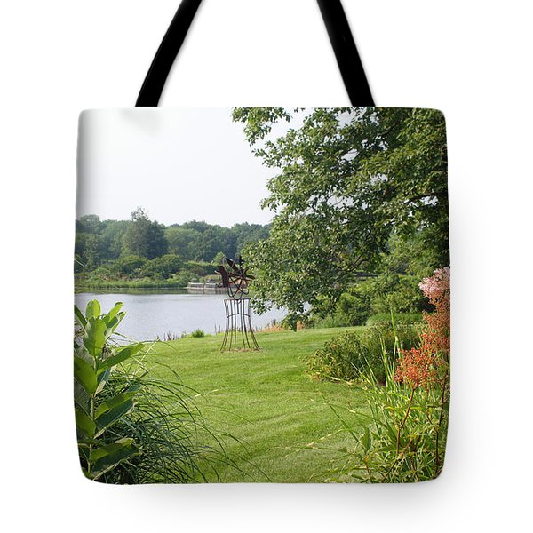 Powell Gardens Tote Bag
