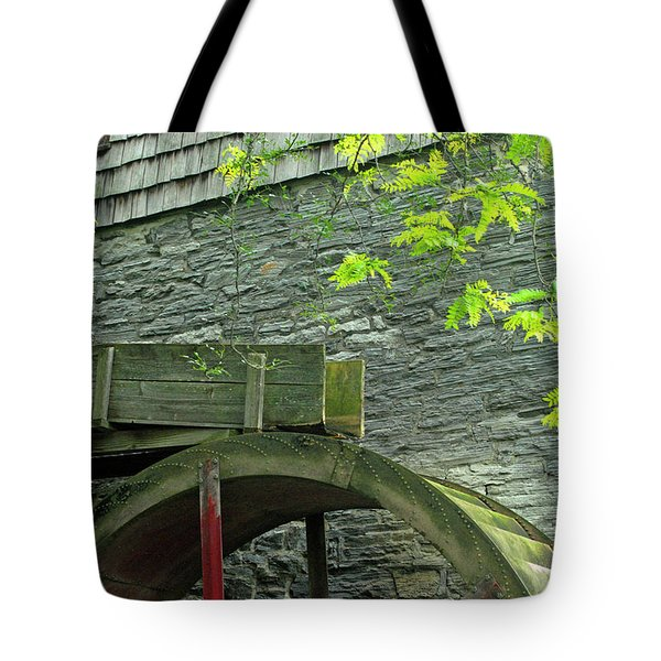 Power Before Electric Tote Bag by Paul W Faust -  Impressions of Light