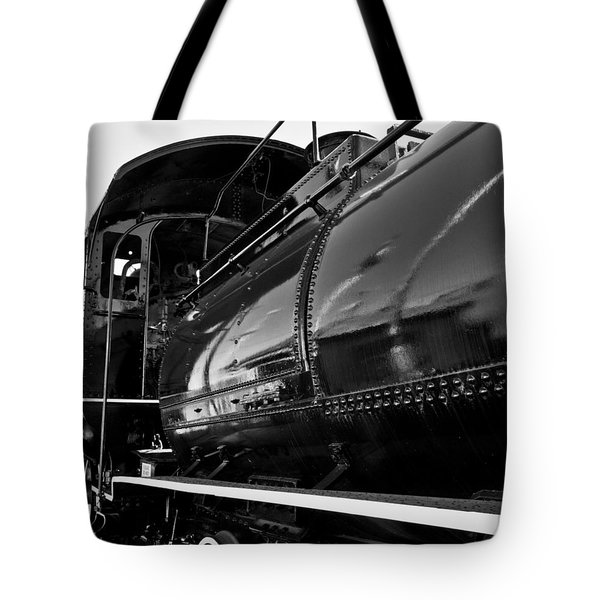 Power In The Age Of Steam 5 Tote Bag by Dan Dooley