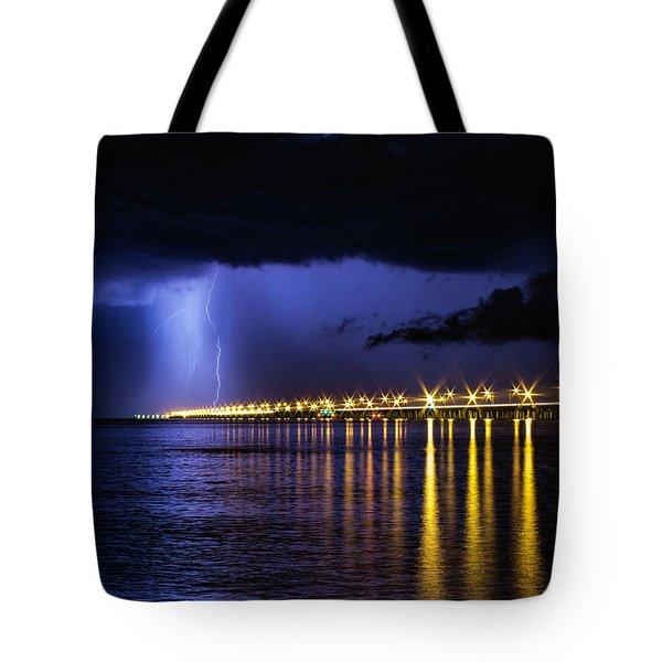 Power Of God Tote Bag