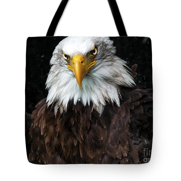 Power Of The Eagle Tote Bag