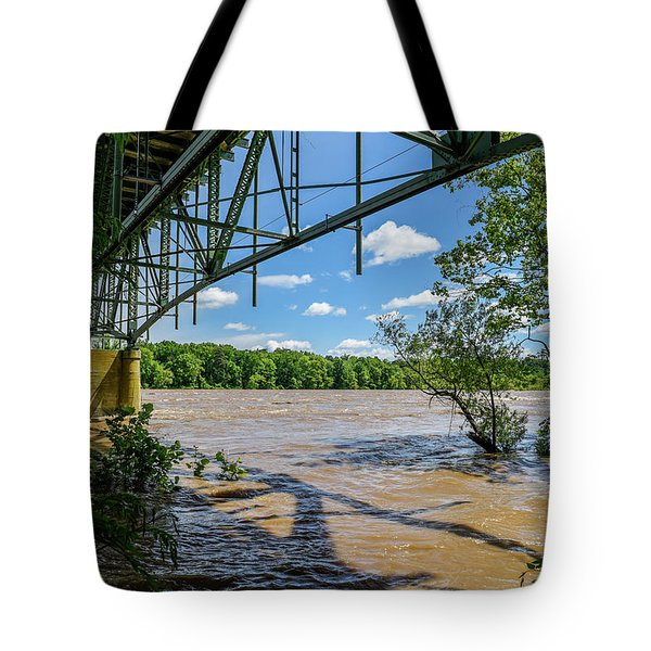 Power Of The James Tote Bag