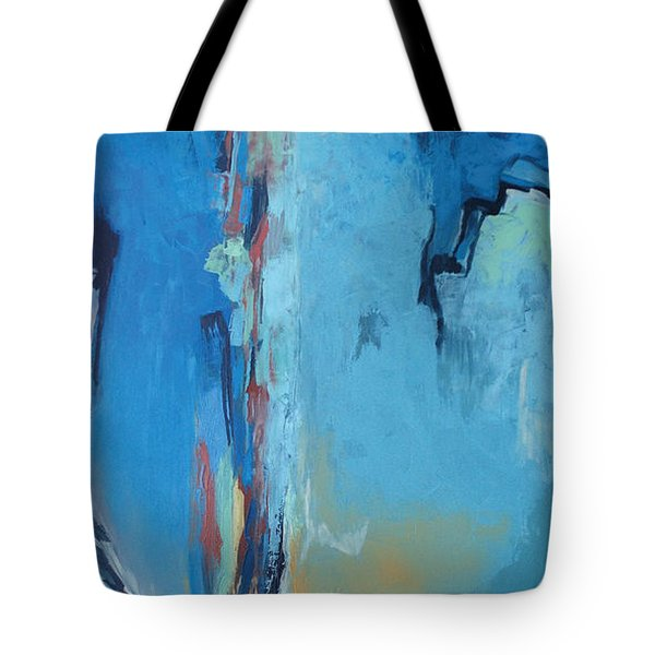 Power Released Tote Bag