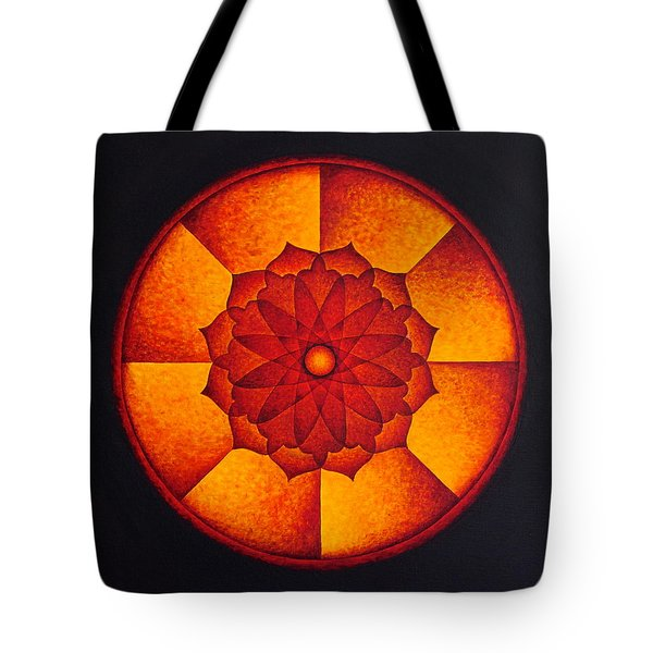 Power Wheel Tote Bag