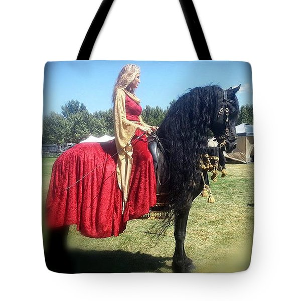 Powerful Beauty Tote Bag