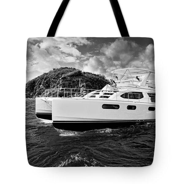 Powering Tote Bag
