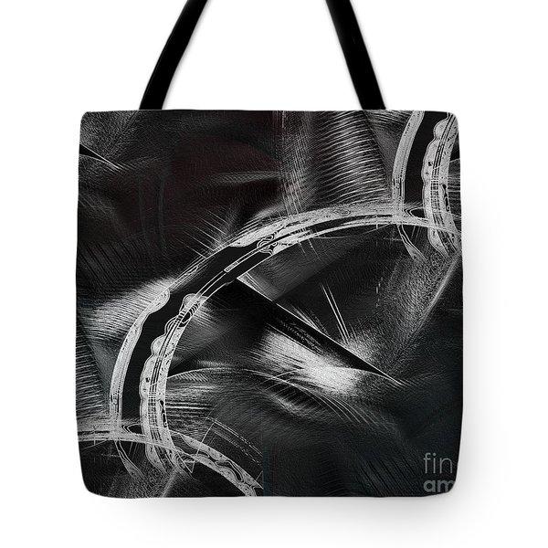 Powers Of Dark Tote Bag