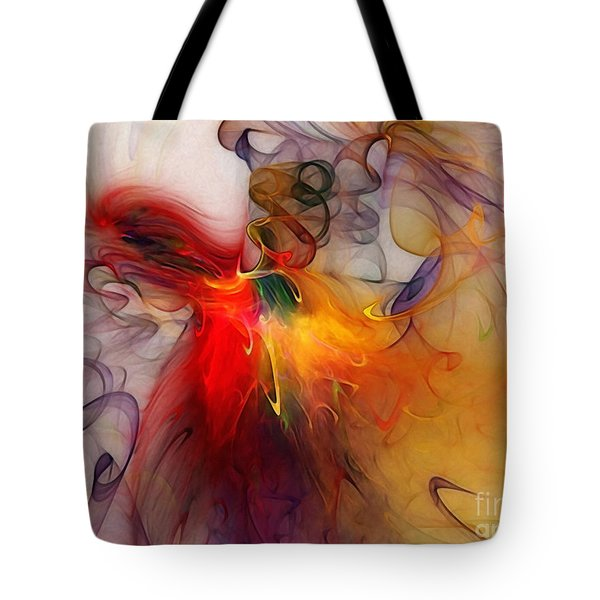 Powers Of Expression Tote Bag