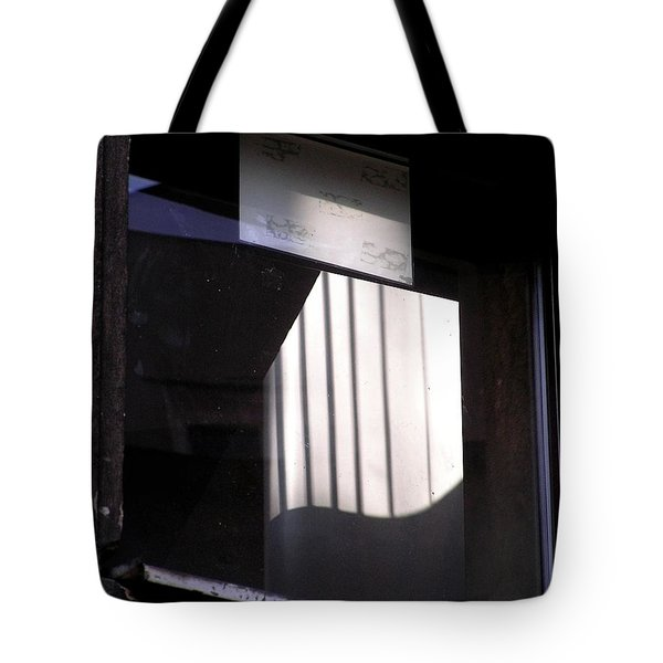 Poznanwindow Tote Bag