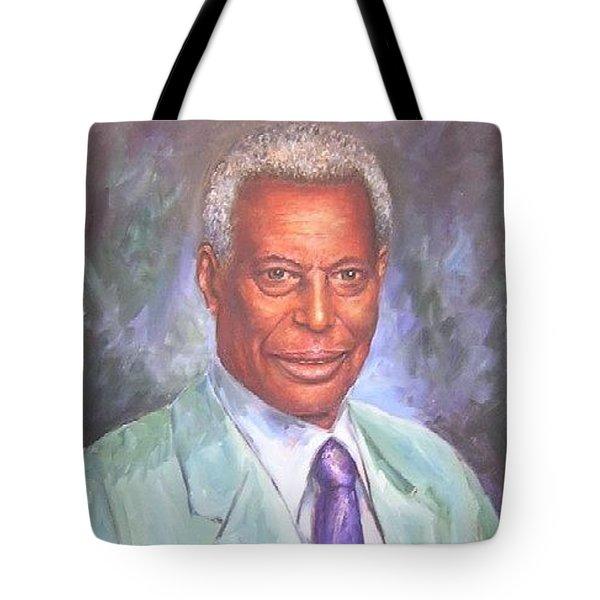 Pr. Daffa Jammo Tote Bag