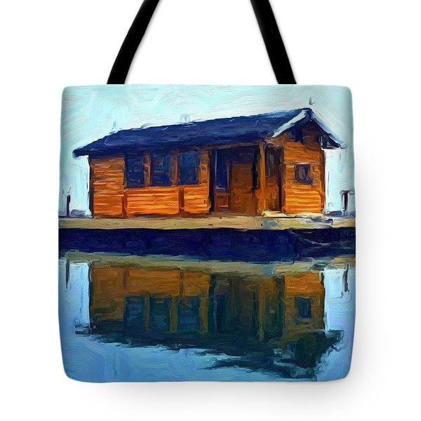 PR2 Tote Bag