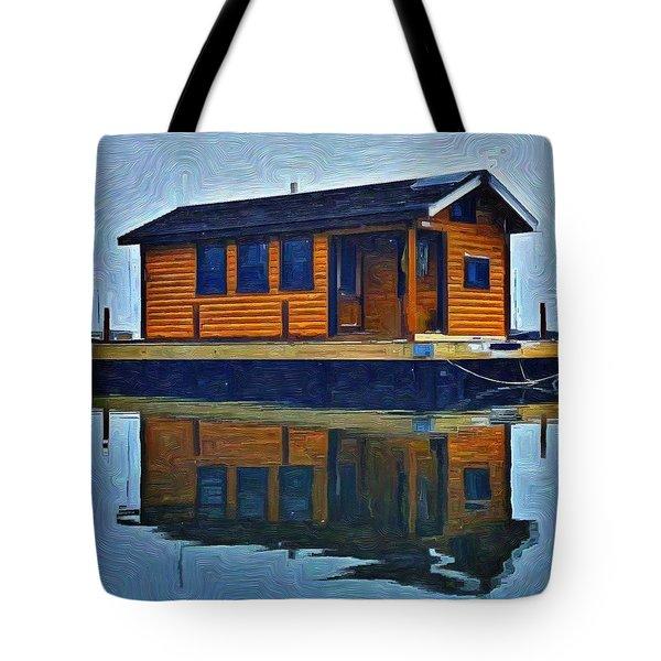 PR6 Tote Bag