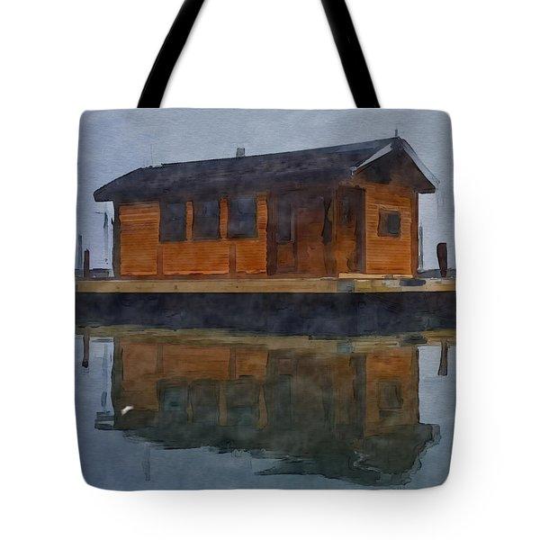 PR8 Tote Bag