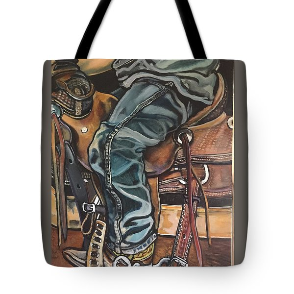Practice Gear Tote Bag