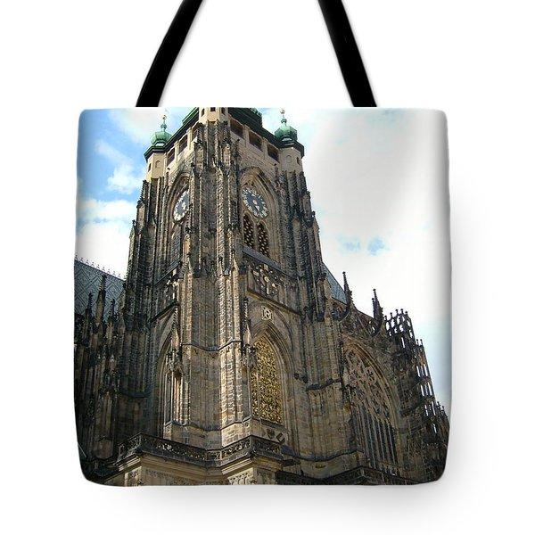 Prague Czech Republic Tote Bag