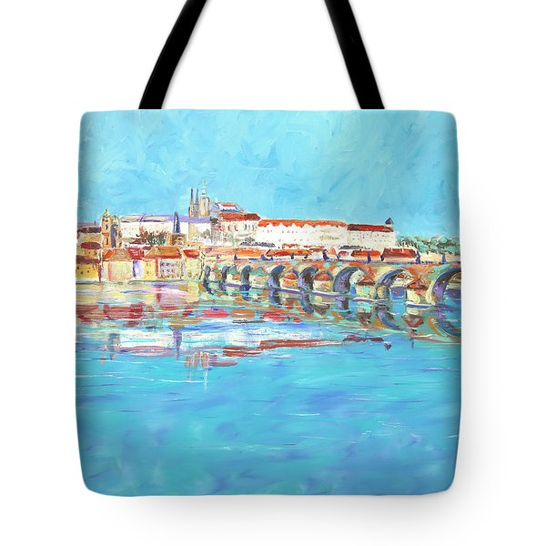 Prague II Tote Bag