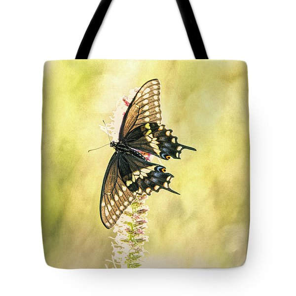 Prairie Butterfly 2 Tote Bag