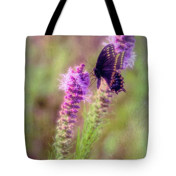 Prairie Butterfly Tote Bag
