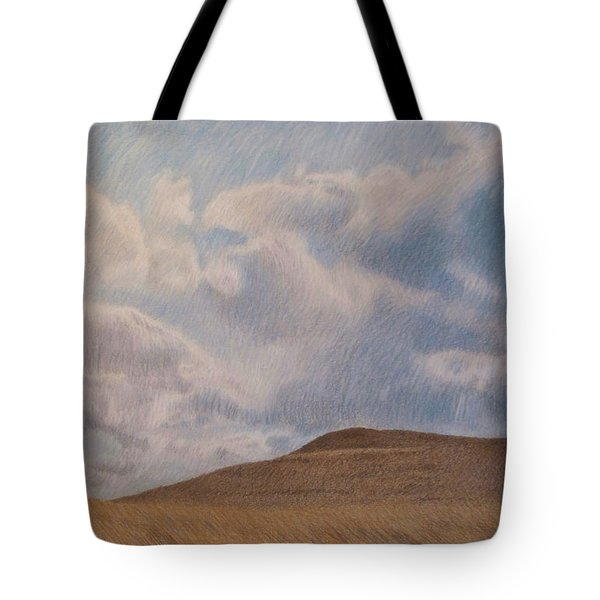 Prairie Hill Tote Bag