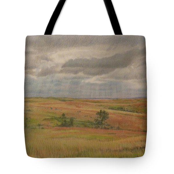 Prairie Light Tote Bag