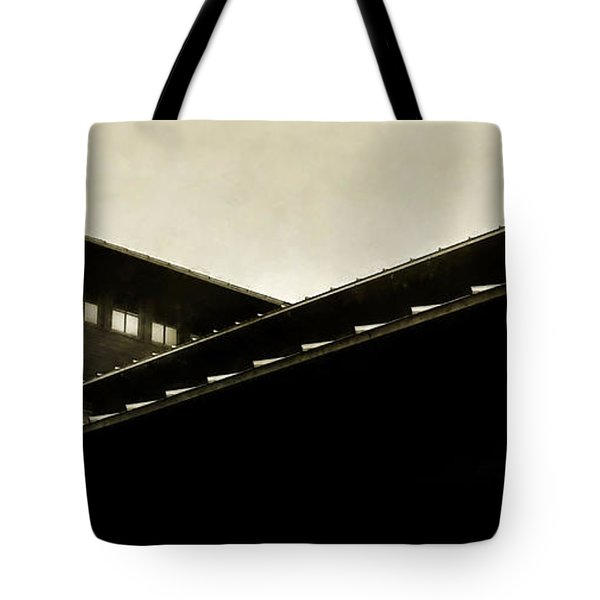 Prairie Lines Tote Bag