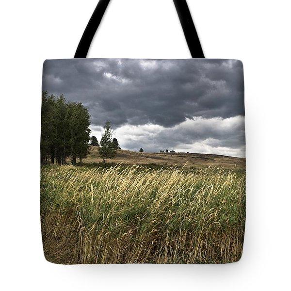 Prairie, Lost Trail Wildlife Refuge Tote Bag