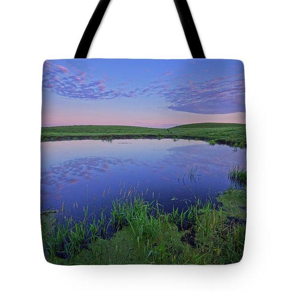 Prairie Reflections Tote Bag