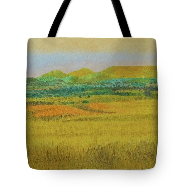 Prairie Reverie Tote Bag